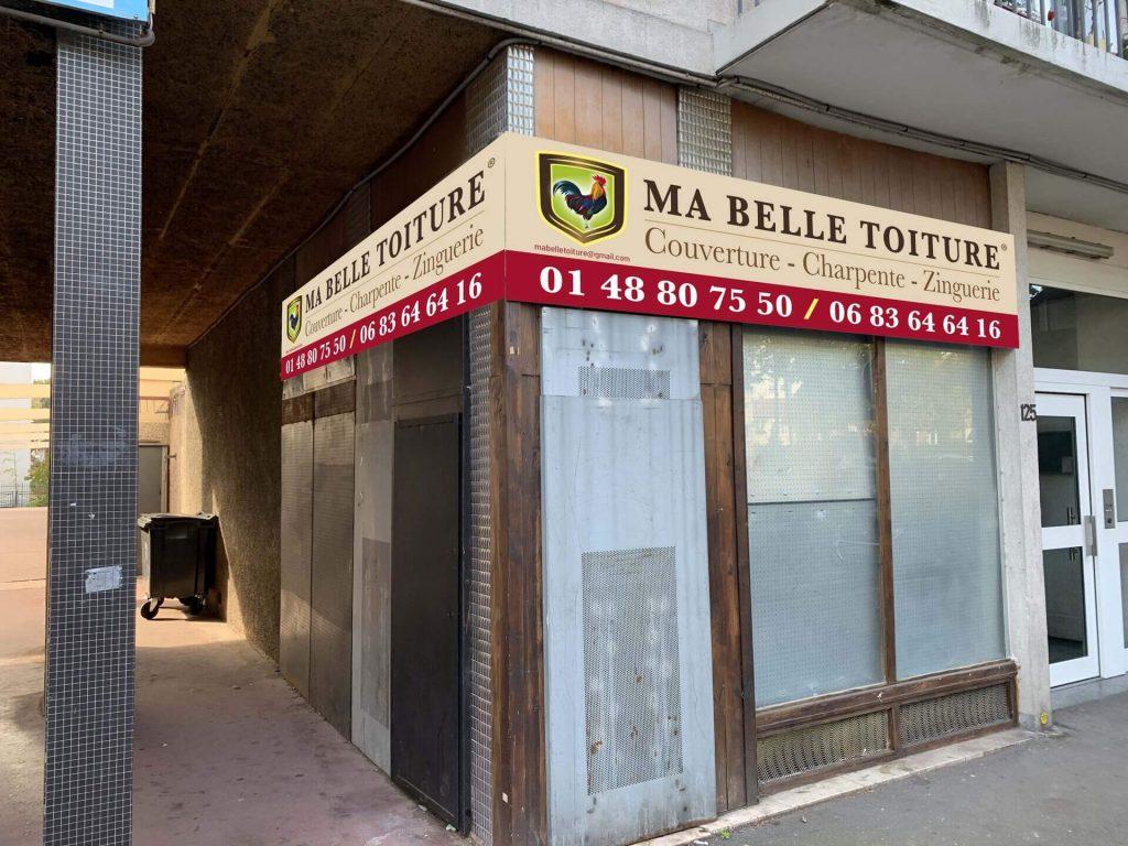 Bureau Ma Belle Toiture / Couvreur 94