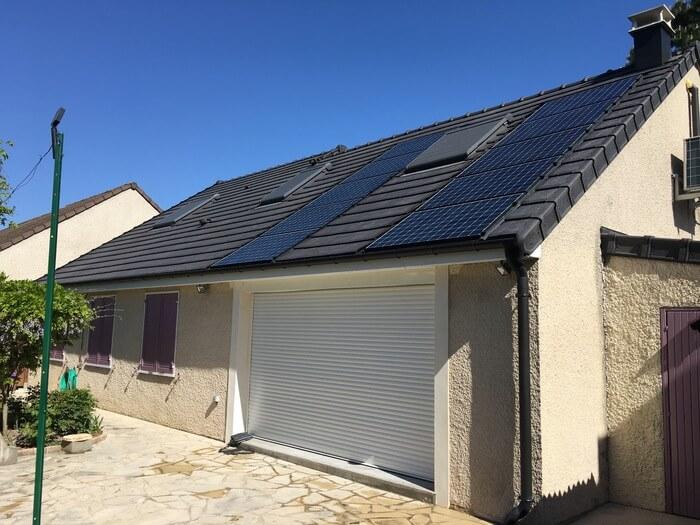 Pose de panneau solaire sur toiture / Couvreur 94 / Ma belle toiture