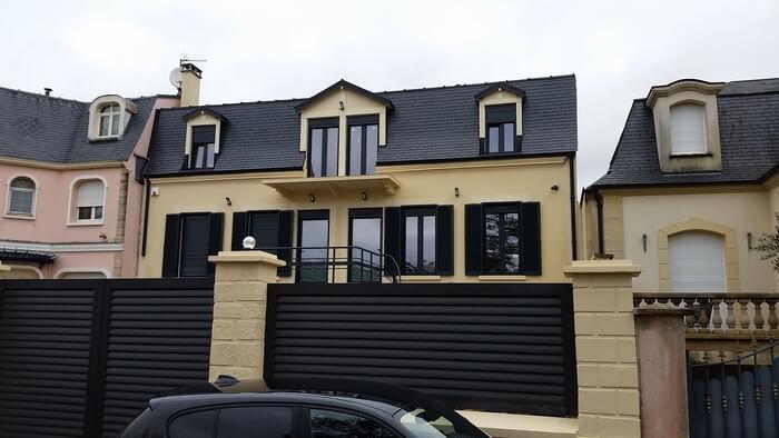 Ravalement de facade / Couvreur Boissy Saint Leger / Ma Belle Toiture